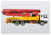 HB37A Concrete Pump truck